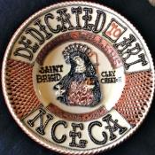 NCECA Plate