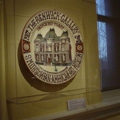 Smithsonian Museum: The Renwick 30th Anniversary Plate