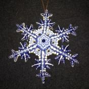 Blue Snowflake (2016)