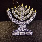 Menorah Candle
