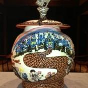 Oz Collection Jar